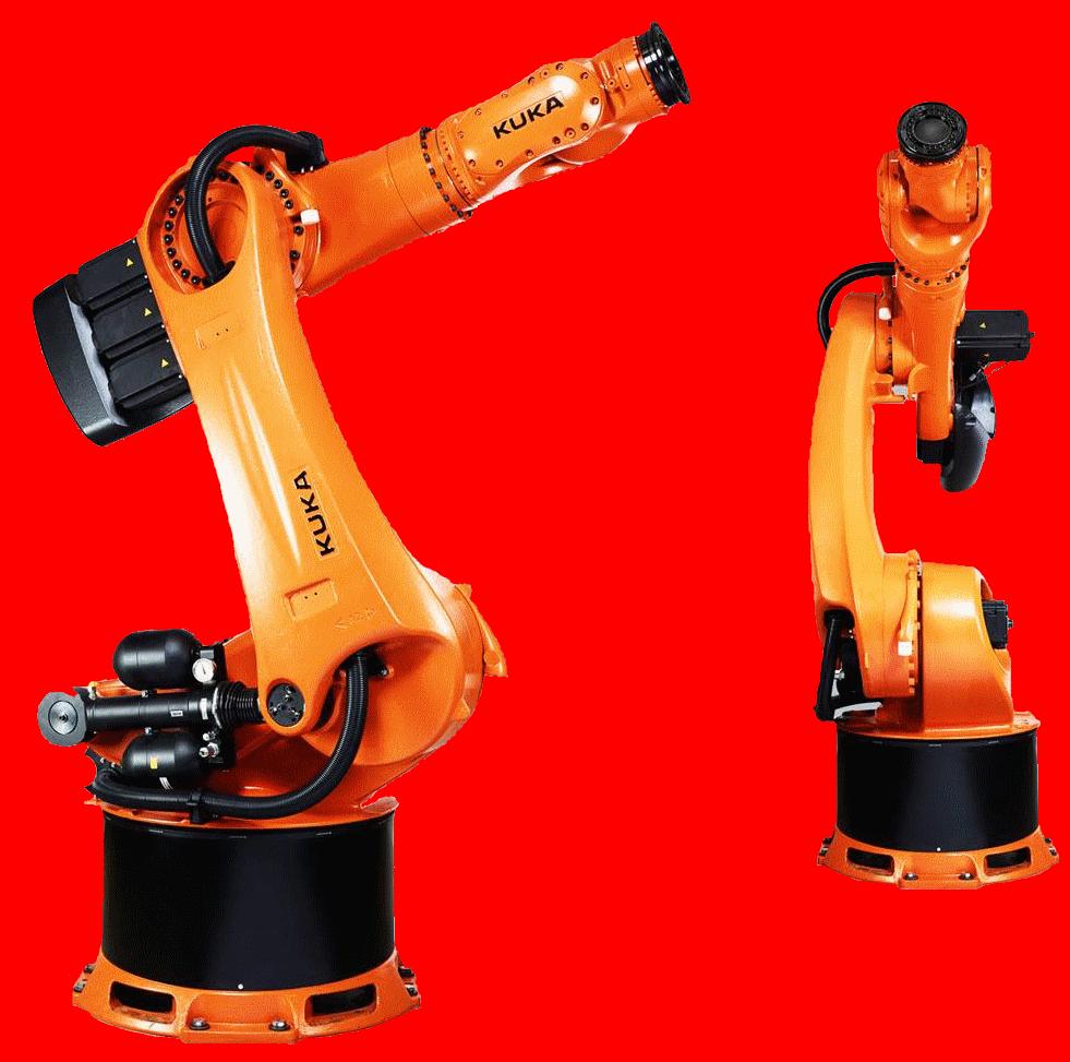 ROBOTS KUKA TITAN